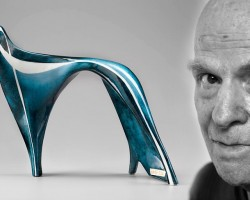 Lubomir Tomaszewski, rzeźba, pocelana, ćmielów, design, figurki porcelanowe, Niezła sztuka