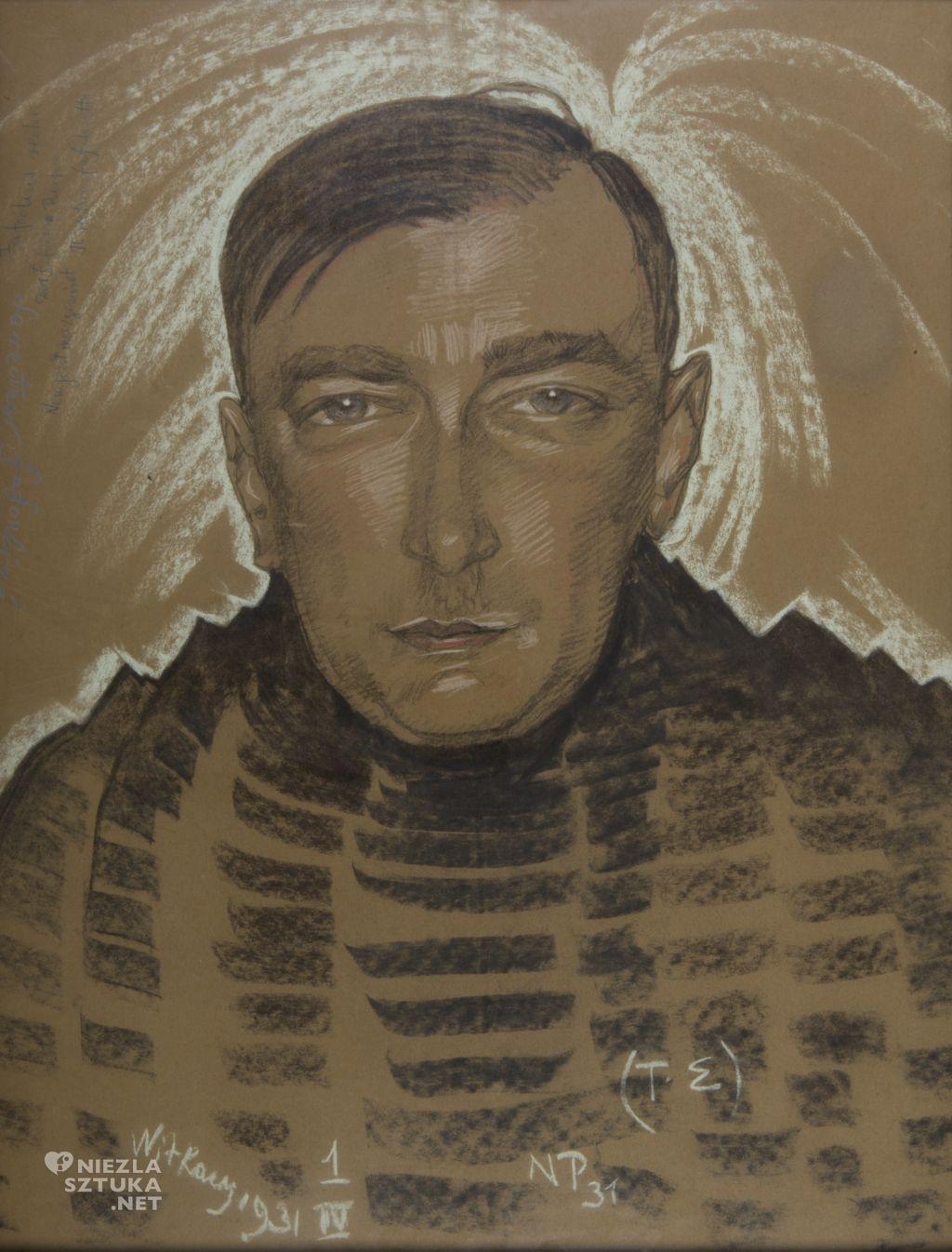 Witkacy Portret Karola Szymanowskiego