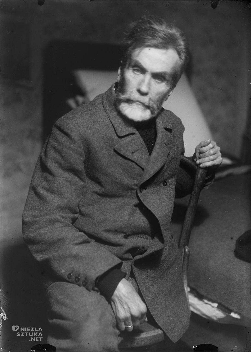 Stanisław Witkiewicz, fot. z archiwum Muzeum Tatrzańskiego w Zakopanem