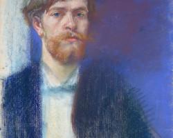 Stanisław Wyspiański, Autoportret, Muzeum Narodowe w Warszawie, Niezła sztuka