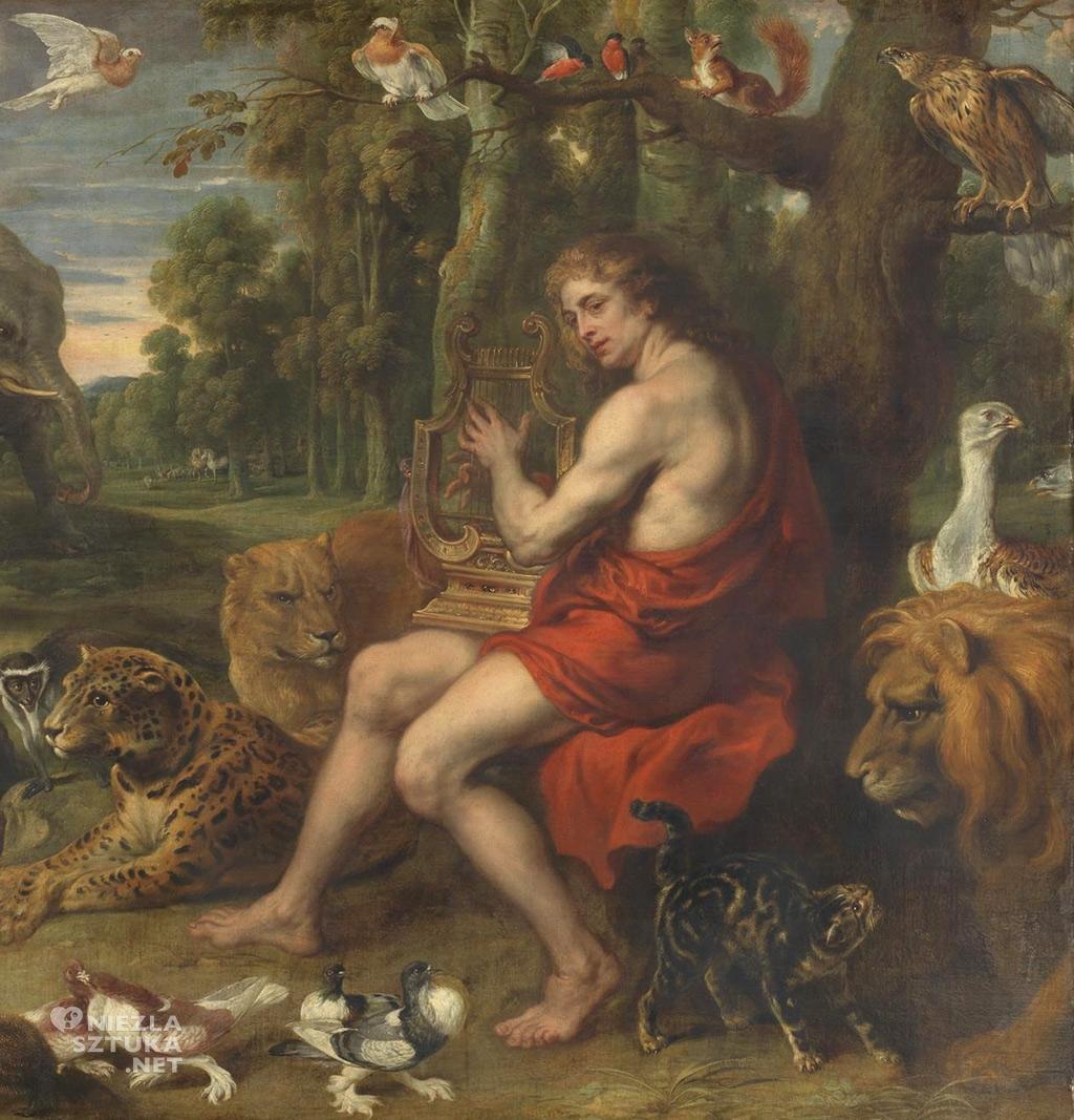 Frans Snyders, Orfeusz i zwierzęta, Prado, Madryt, Niezła sztuka