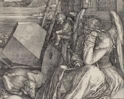 Albrecht Dürer, Albrecht Durer, Melancholia, Niezła sztuka