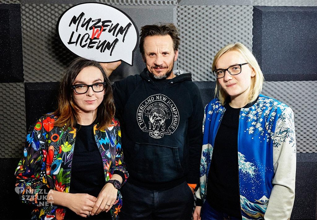 Muzeum w Liceum Bartłomiej Topa, fot. Michał Greg
