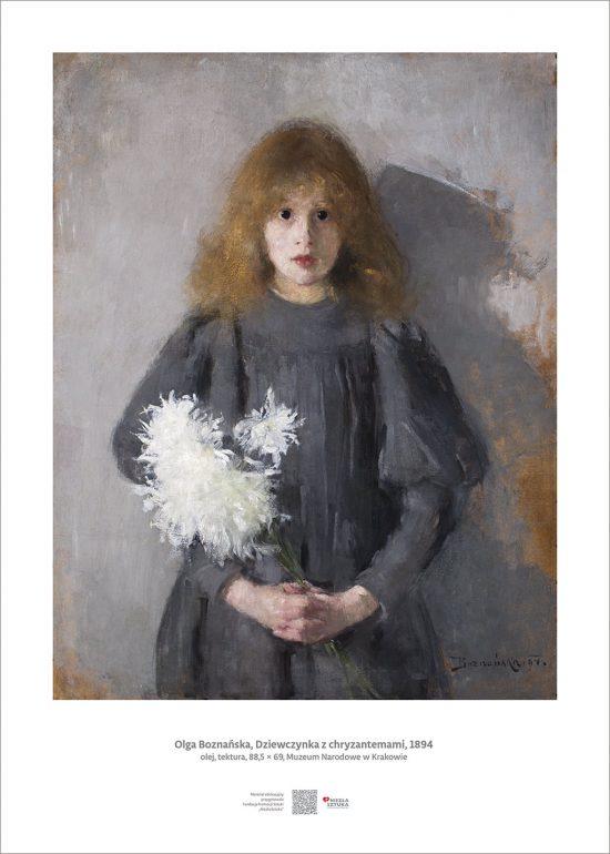 Olga Boznańska, Muzeum w Liceum, Niezła sztuka