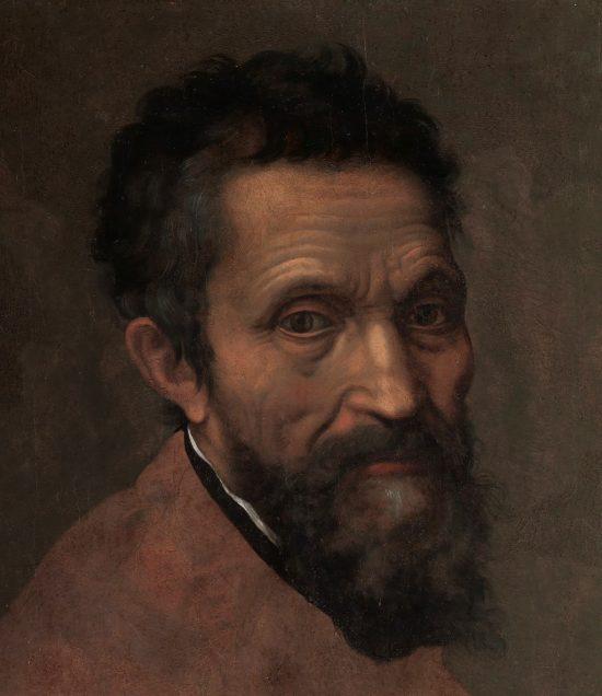 Daniele da Volterra, Portret, Michał Anioł,