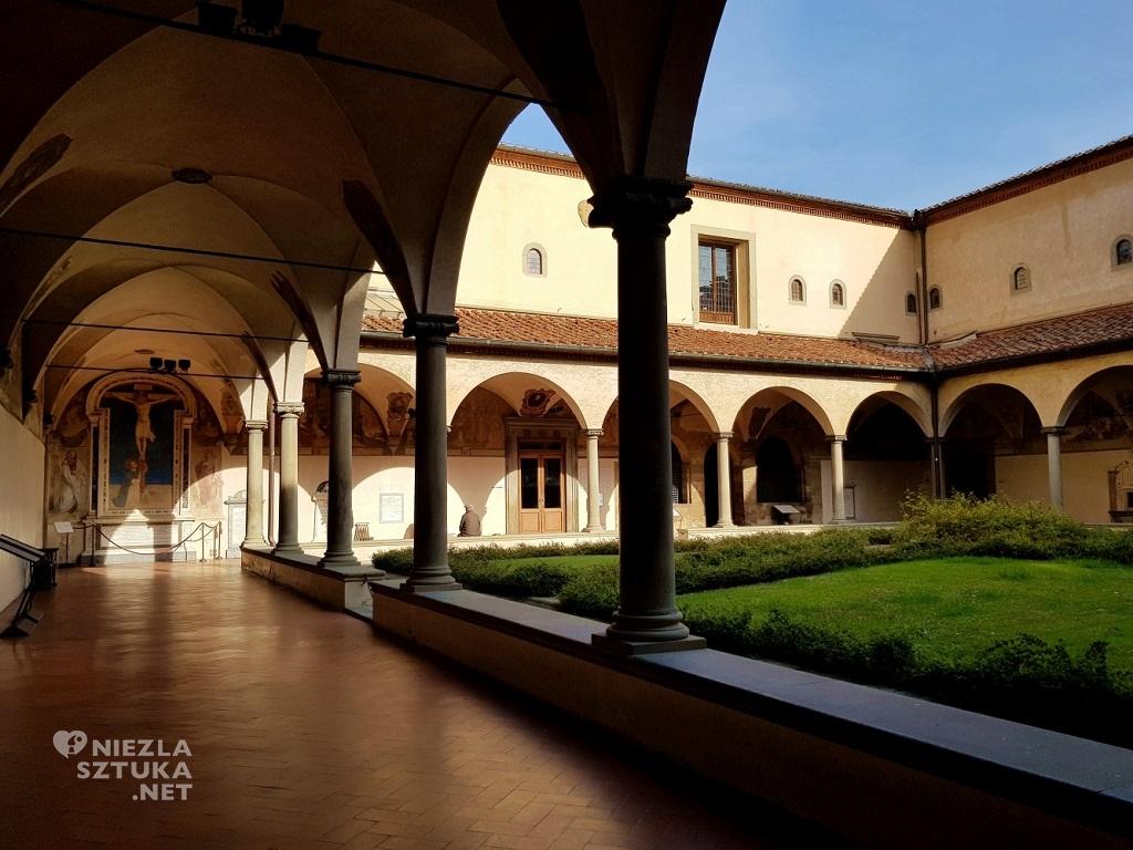 Klasztor San Marco, Florencja, Fra Angelico, Niezła sztuka
