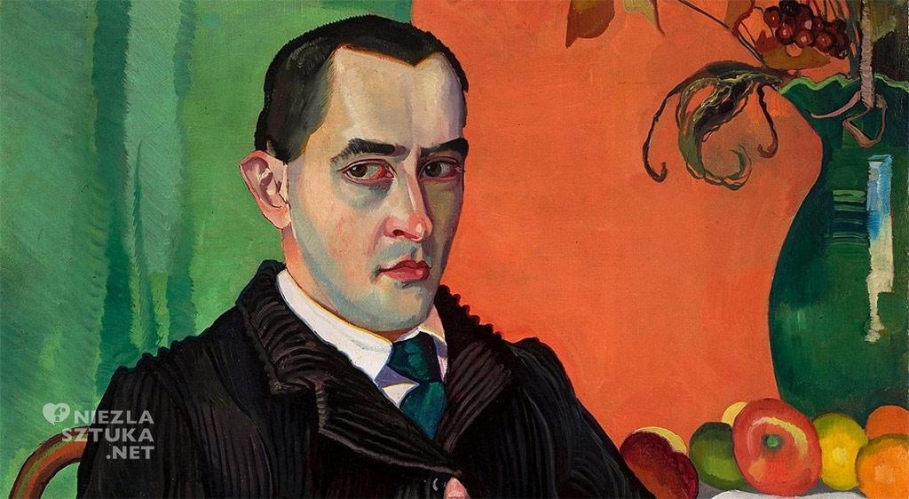 Stanisław Ignacy Witkiewicz Autoportret