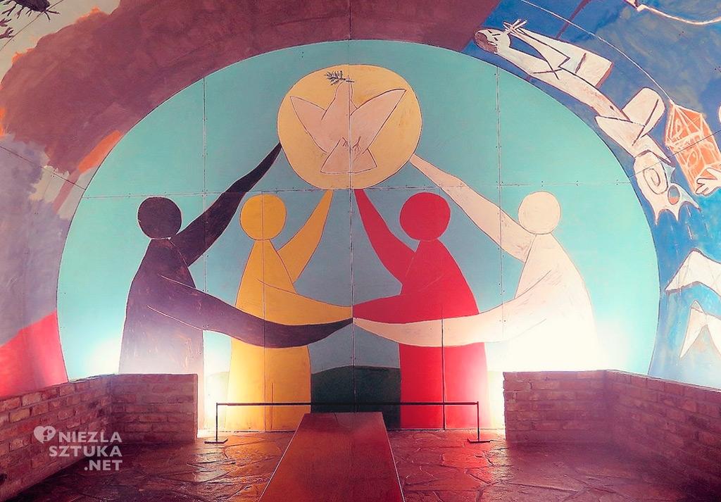 Świątynia pokoju Pablo Picasso Niezła Sztuka