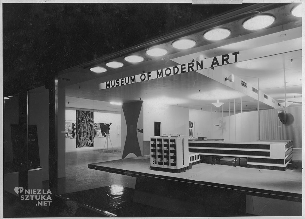 Bauhaus: 1919–1928. The Museum of Modern Art Archives, New York, fot. MOMA