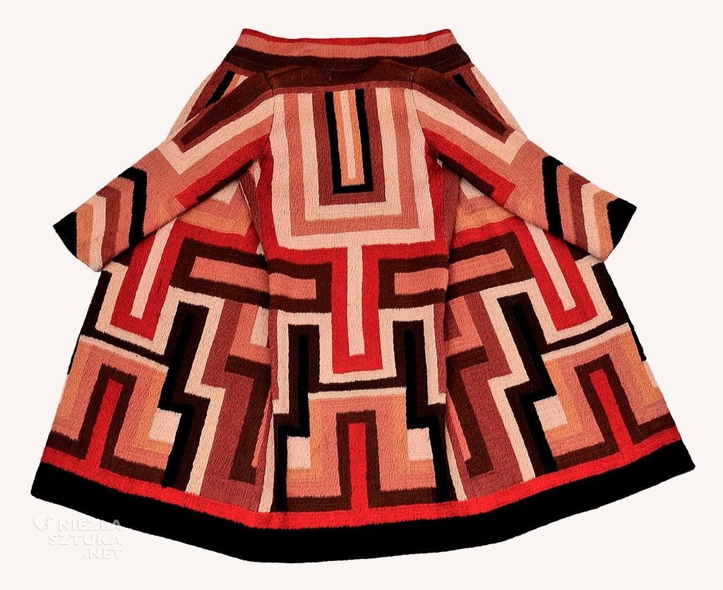 Sonia Delaunay, Płaszcz Glorii Swanson, Niezła Sztuka