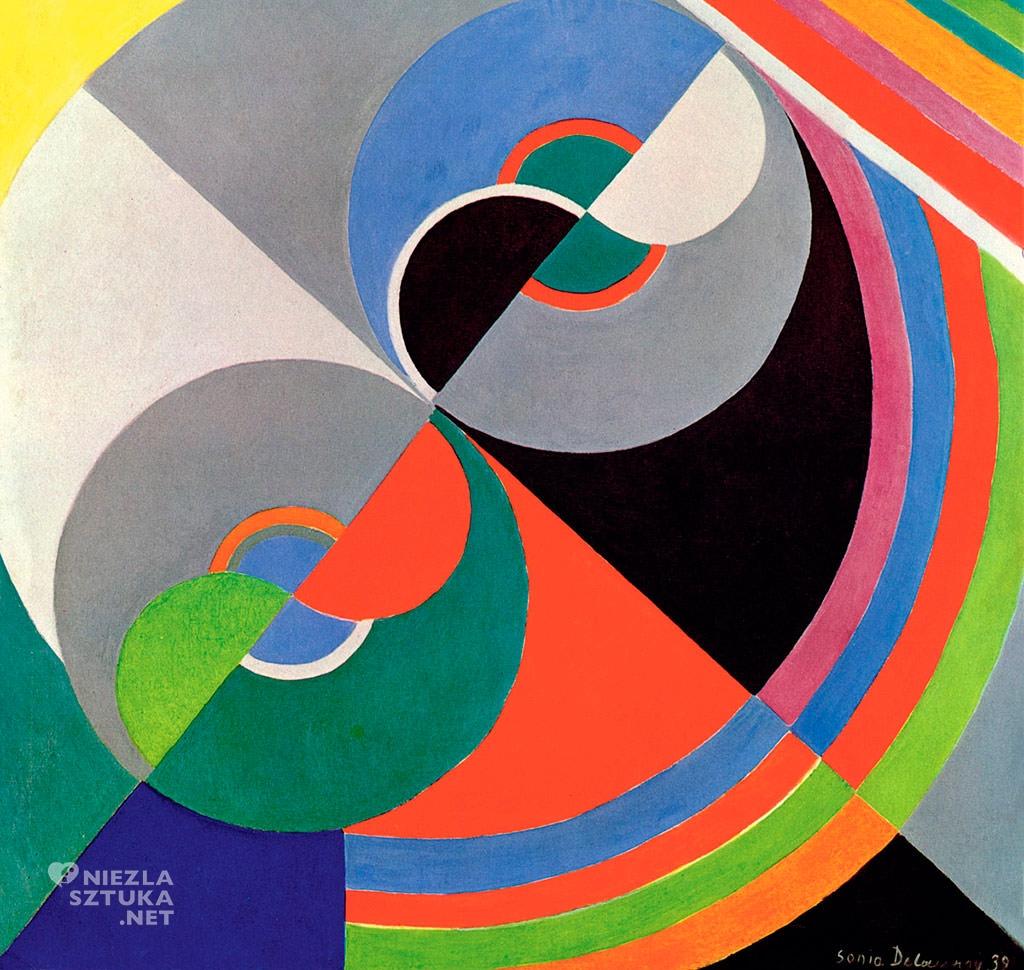 Sonia Delaunay, Rytm w kolorze, Niezła Sztuka