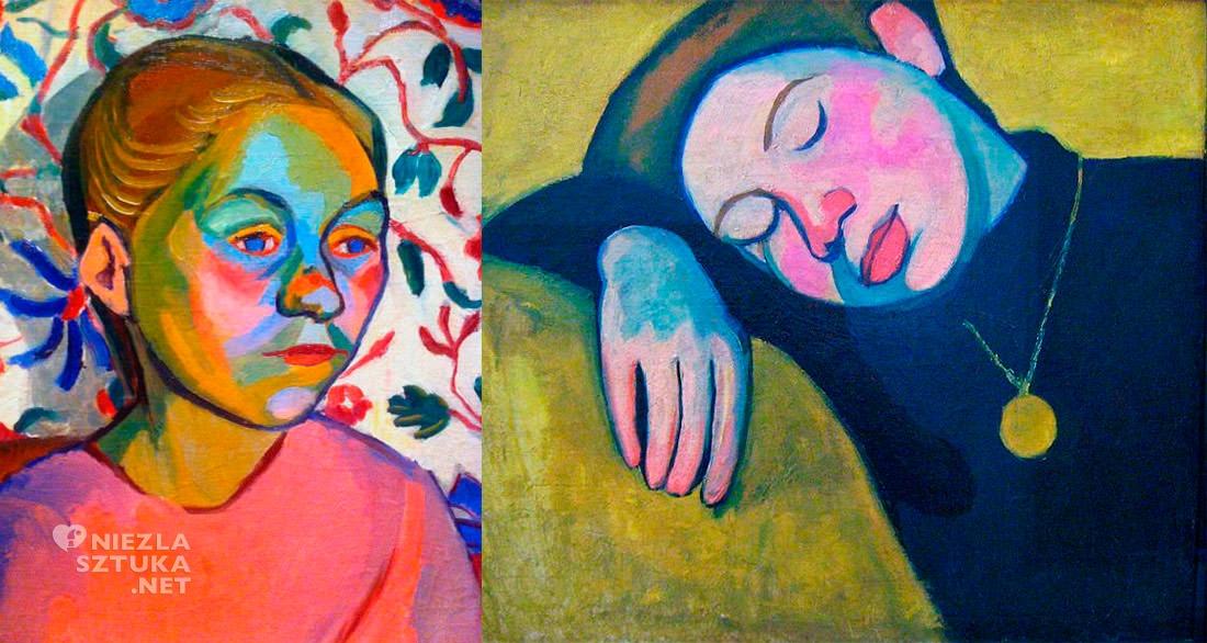Sonia Delaunay, obrazy, Niezła sztuka