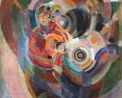 Sonia Delaunay, Śpiewacy Flamenco, Niezła Sztuka