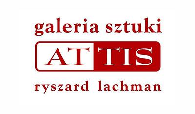 galeria sztuki Attis logo