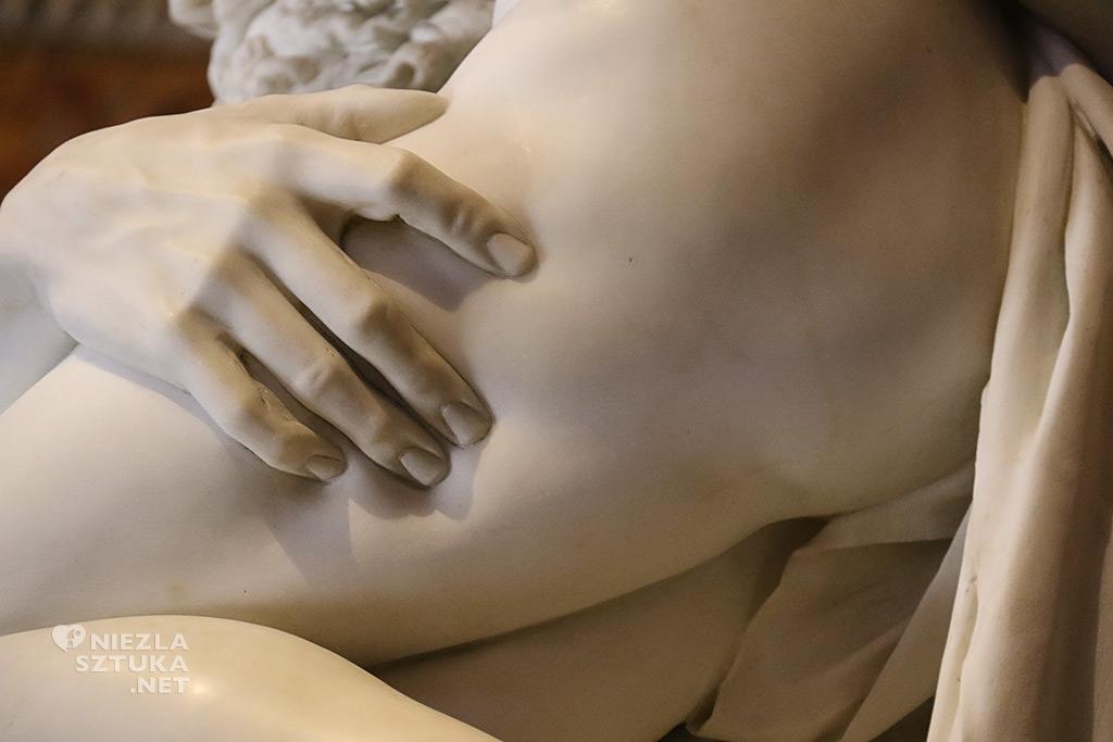 Gian Lorenzo Bernini, Porwanie Prozerpiny, 1621-1622, Galeria Borghese, Rzym
