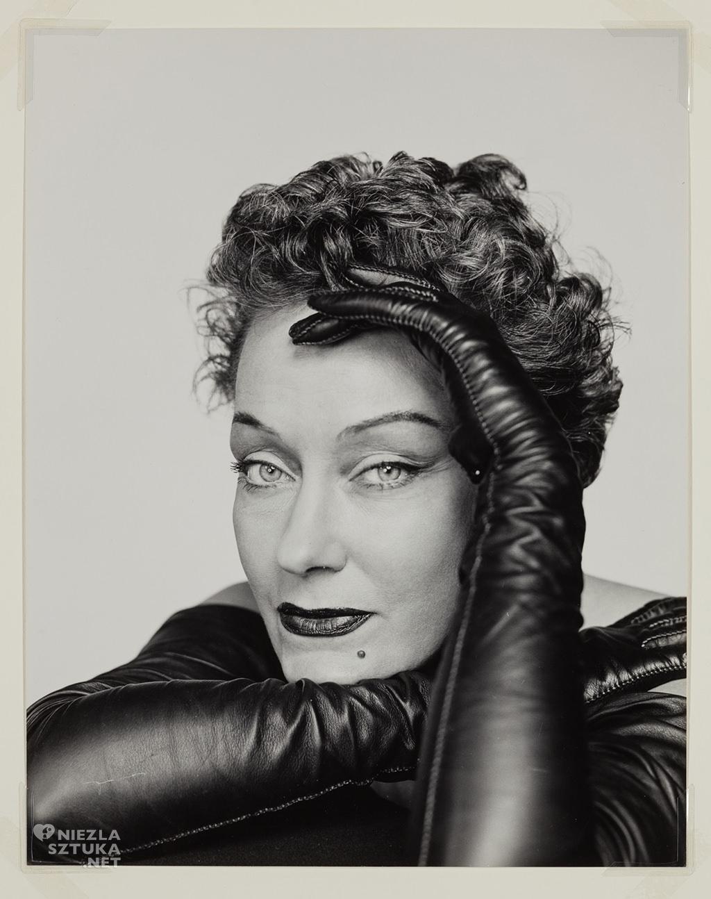 Philippe Halsman Gloria Swanson, 1950, Detroit Insitute of Art