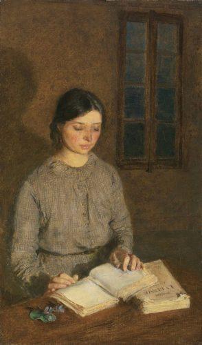 Gwen John, Dorelia przy w Toulouse