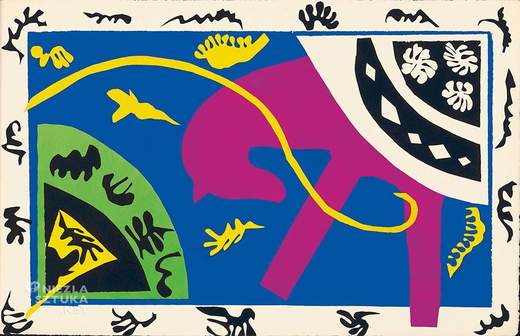 Bibliothèque Marc Litzler, Henri Matisse, fot. Chiristie's Niezła sztuka