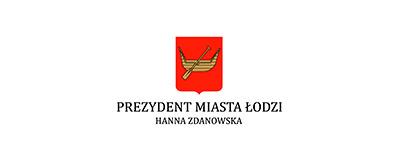 honorowy patronat Prezydent Miasta Łodzi Hanny Zdanowskiej