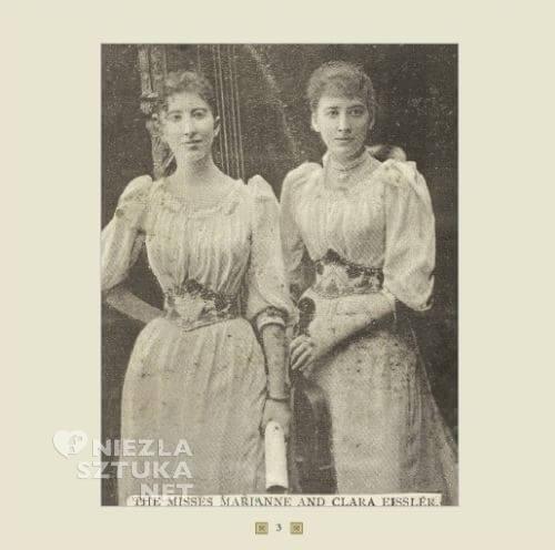 Marianna Eissler, Clara Eissler