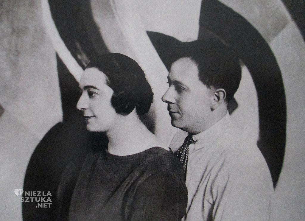 Sonia i Robert Delaunay, fot. pinterest
