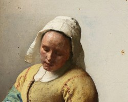Johannes Vermeer Mleczarka, detal | ok. 1660, Rijksmuseum, Amsterdam, Niezła sztuka