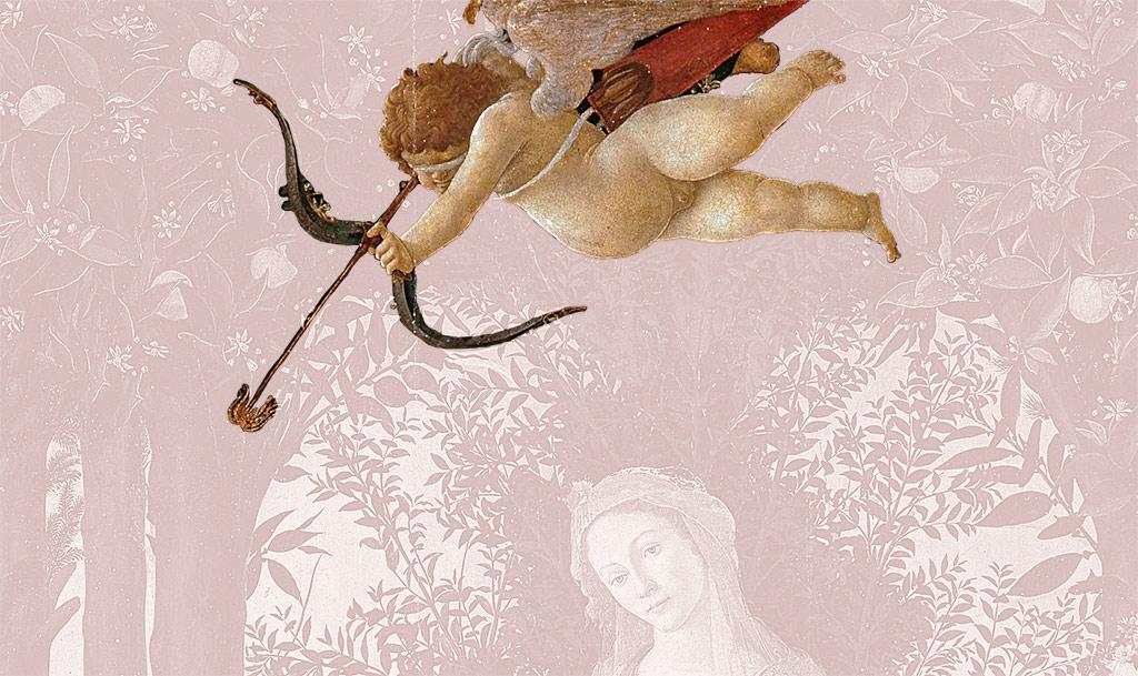 Sandro Botticelli, Wiosna, Medici, Kupidyn, Niezła Sztuka