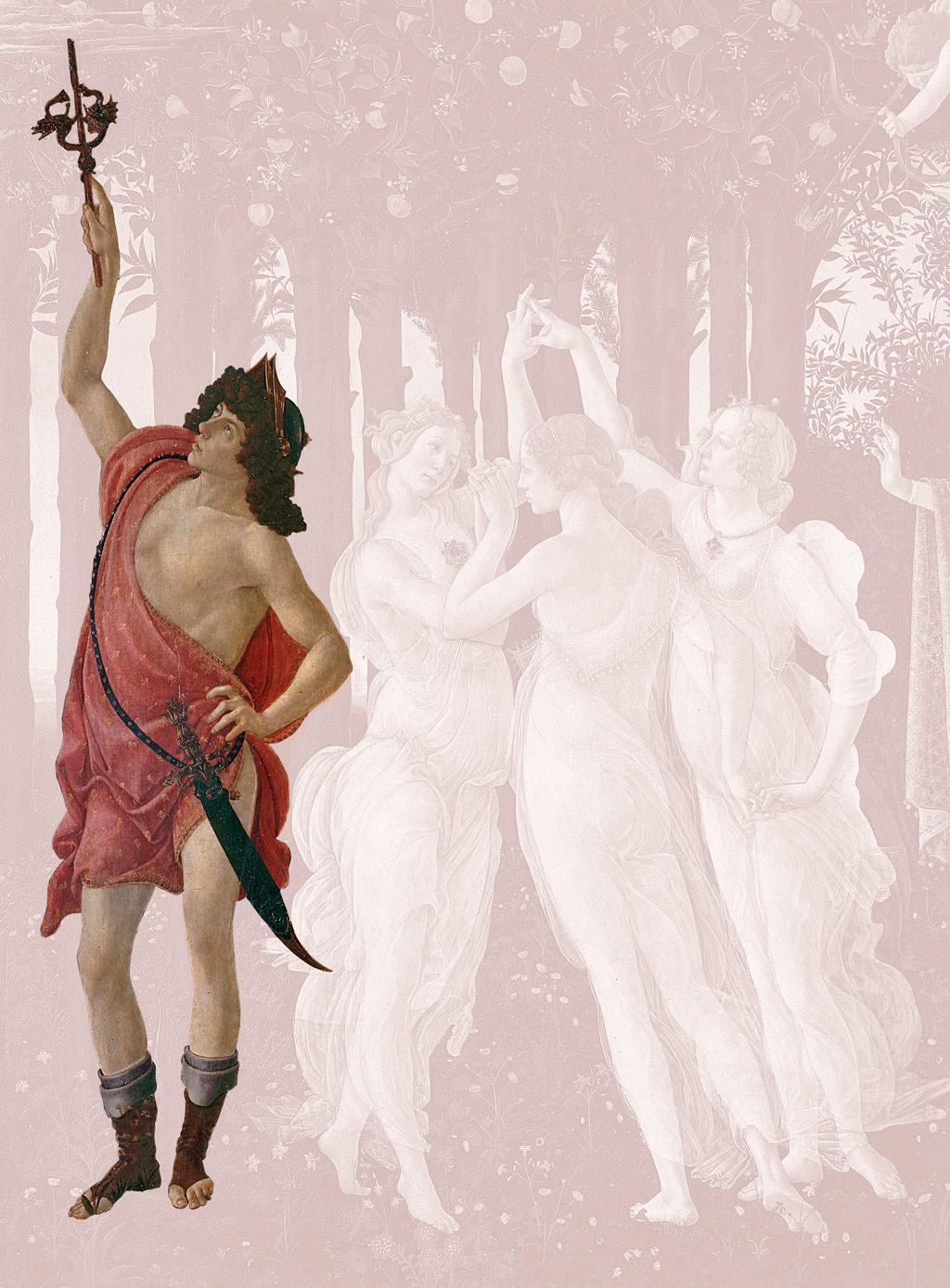 Sandro Botticelli, Wiosna, Medici, Merkury, Niezła Sztuka