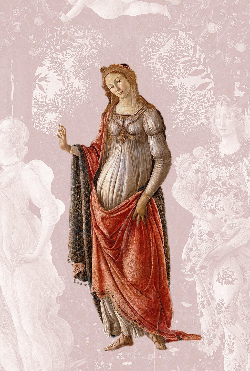 Sandro Botticelli, Wiosna, Medici, Wenus, Niezła Sztuka