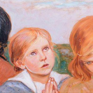 Wlastimil Hofman, malarstwo polskie, aukcja sztuki, Niezła Sztuka