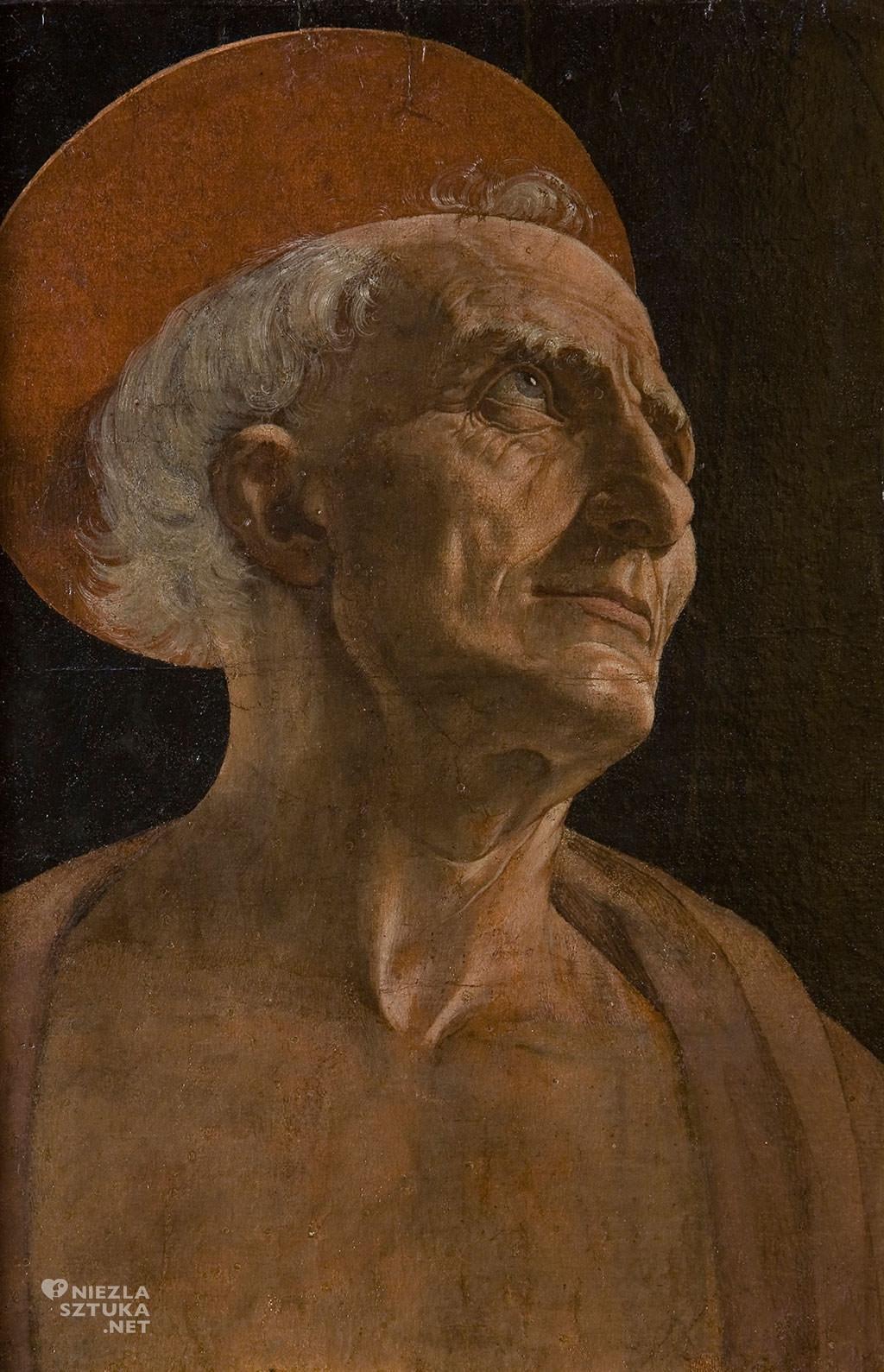 Andrea del Verrocchio, Świety Hieronim, sztuka włoska, Niezła sztuka