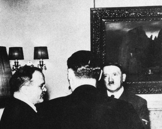 Adolf Hitler Arnold Böcklin Wyspa umarłych
