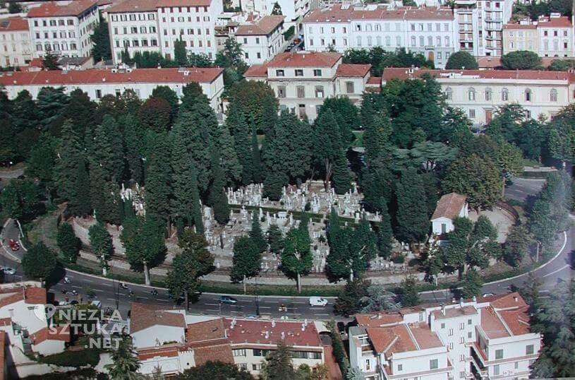 Cmentarz angielski we Florencji