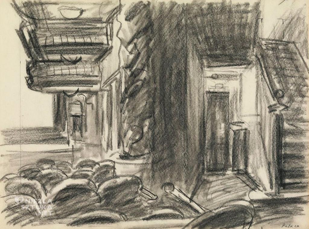 Edward Hopper, New York Movie, malarstwo amerykańskie, scena rodzajowa, Niezła Sztuka