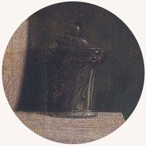 "Andrea Mantegna ""Opłakiwanie zmarłego Chrystusa"""