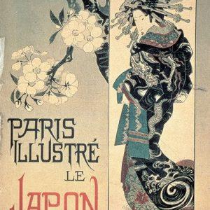 okładka Paris Illustré, Niezła sztuka
