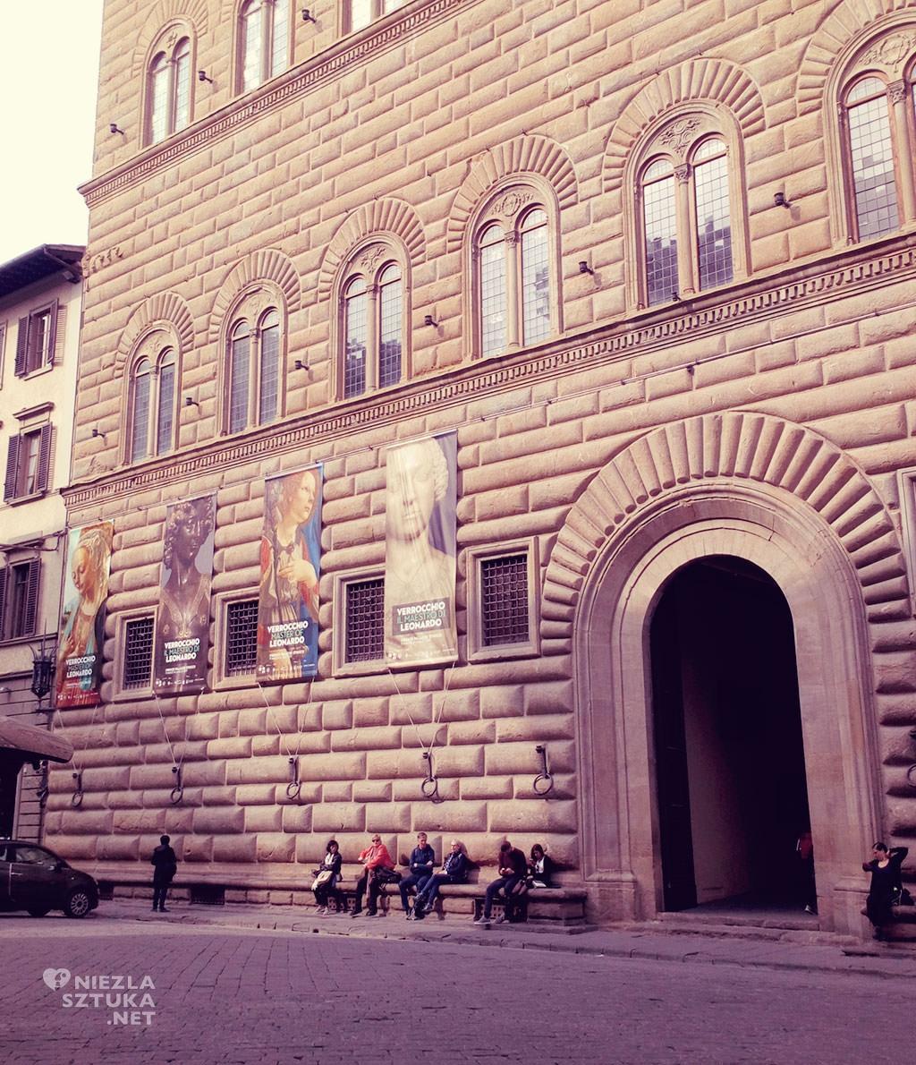 verrocchio, Palazzo Strozzi