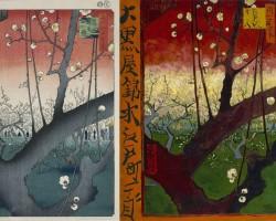Vincent van Gogh Japonia japonizm, Niezła sztuka
