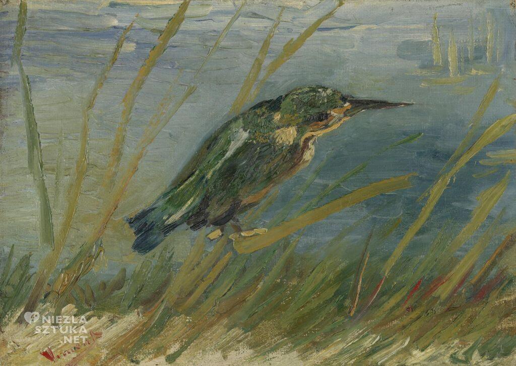 Vincent van Gogh, Zimorodek, malarstwo holenderskie, Niezła Sztuka