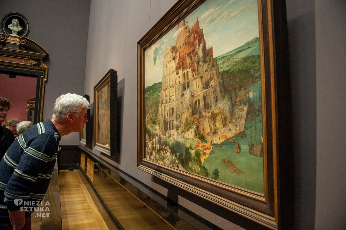 wieża babel, Pieter Bruegel, Niezła Sztuka