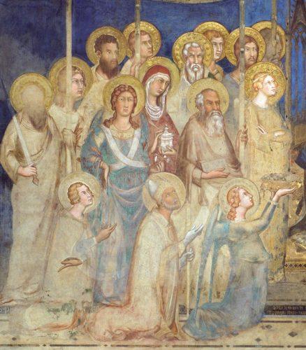 Simone Martini, Maestà, Palazzo Pubblico, Siena, sztuka włoska, Niezła sztuka