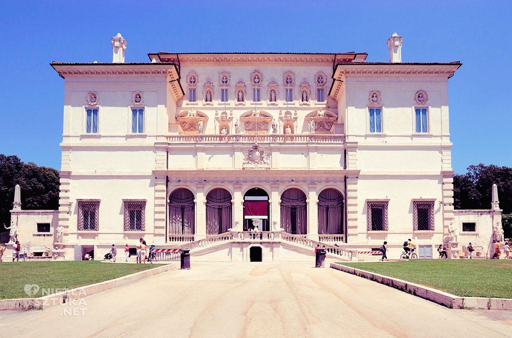 Galeria Borghese, Niezła sztuka