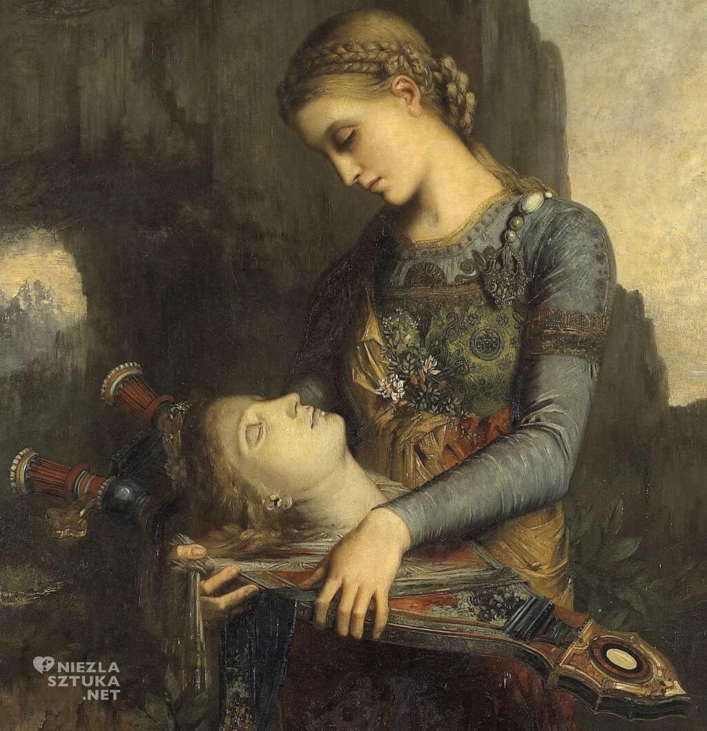 Gustave Moreau, Orfeusz, Musée d'Orsay, Paryż, Niezła sztuka