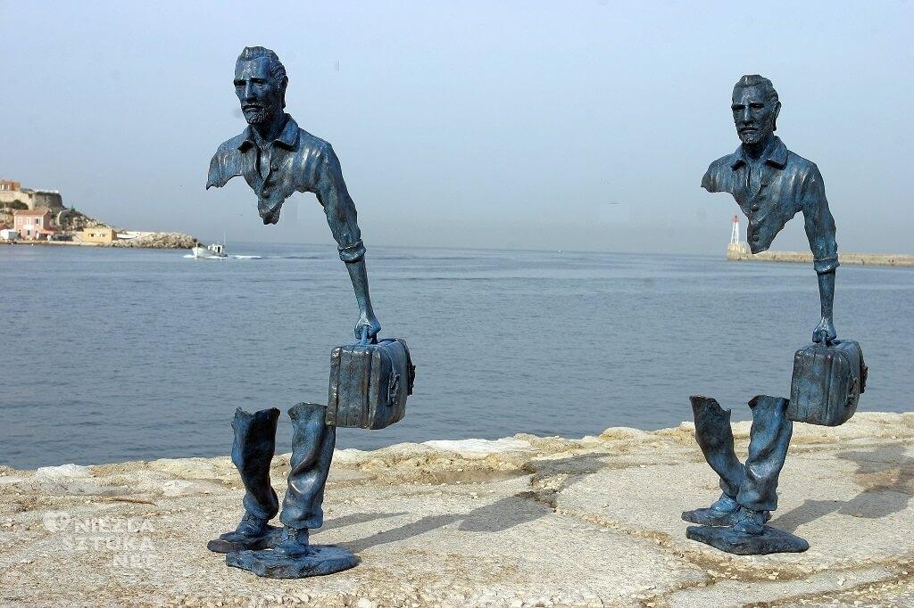 Bruno Catalano, Podróżnicy, Niezła sztuka