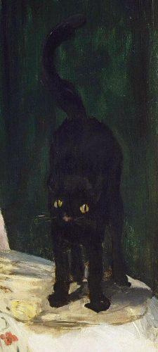 Édouard Manet, Olimpia, akt, Musée d'Orsay, Niezła sztuka