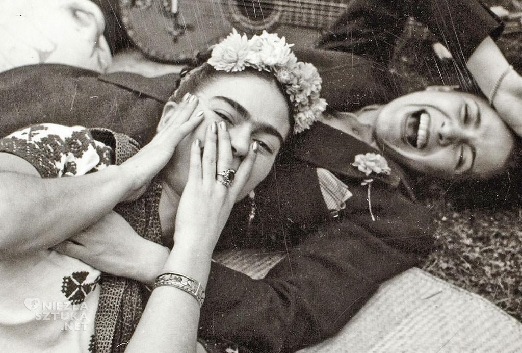 Frida Kahlo, Chavela Vargas, Nickolas Muray, Niezła sztuka