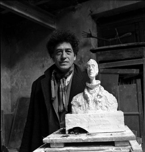 Alberto Giacometti, Michel Sima, Niezła Sztuka