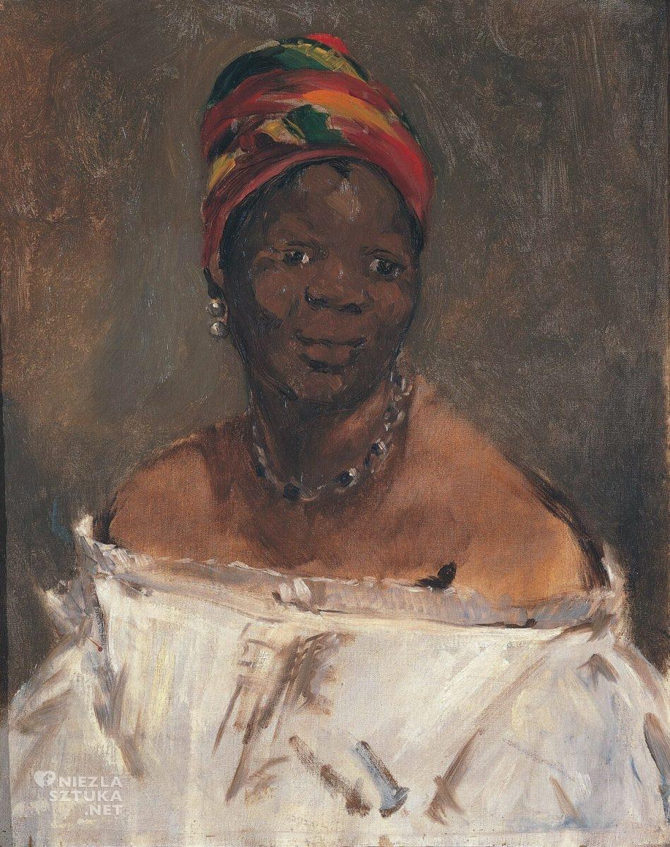 Édouard Manet, Laure, Olympia, Pinacoteca Giovanni e Marella Agnelli, Turyn, Niezła sztuka