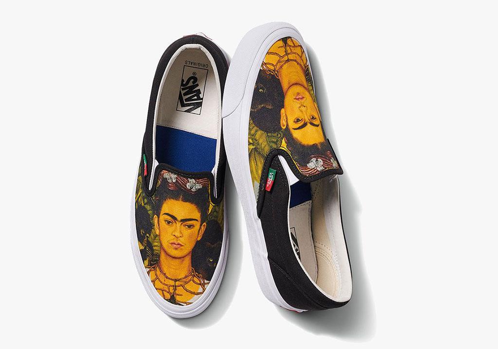 Frida Kahlo × Vans