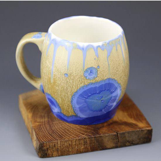 Crystalline obsession Kuba Kalinowski ceramika
